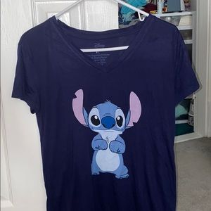 Disney stitch T-shirt size XL women's